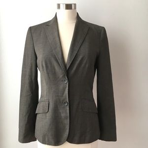 Jigsaw London Tailored 2 Button Blazer Medium